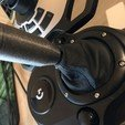 Download free OBJ file Logitech G29 G27 Simple Shifter conversion • 3D printer design, cedrichaefliger
