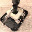 IMG-2592.JPG Download OBJ file USB Rally Handbrake • 3D print template, GoldenBlack
