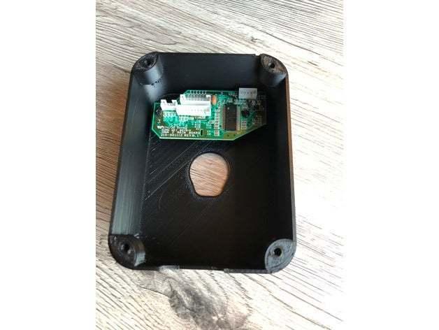 featured_preview_IMG-2594.JPG Download OBJ file USB Rally Handbrake • 3D print template, GoldenBlack