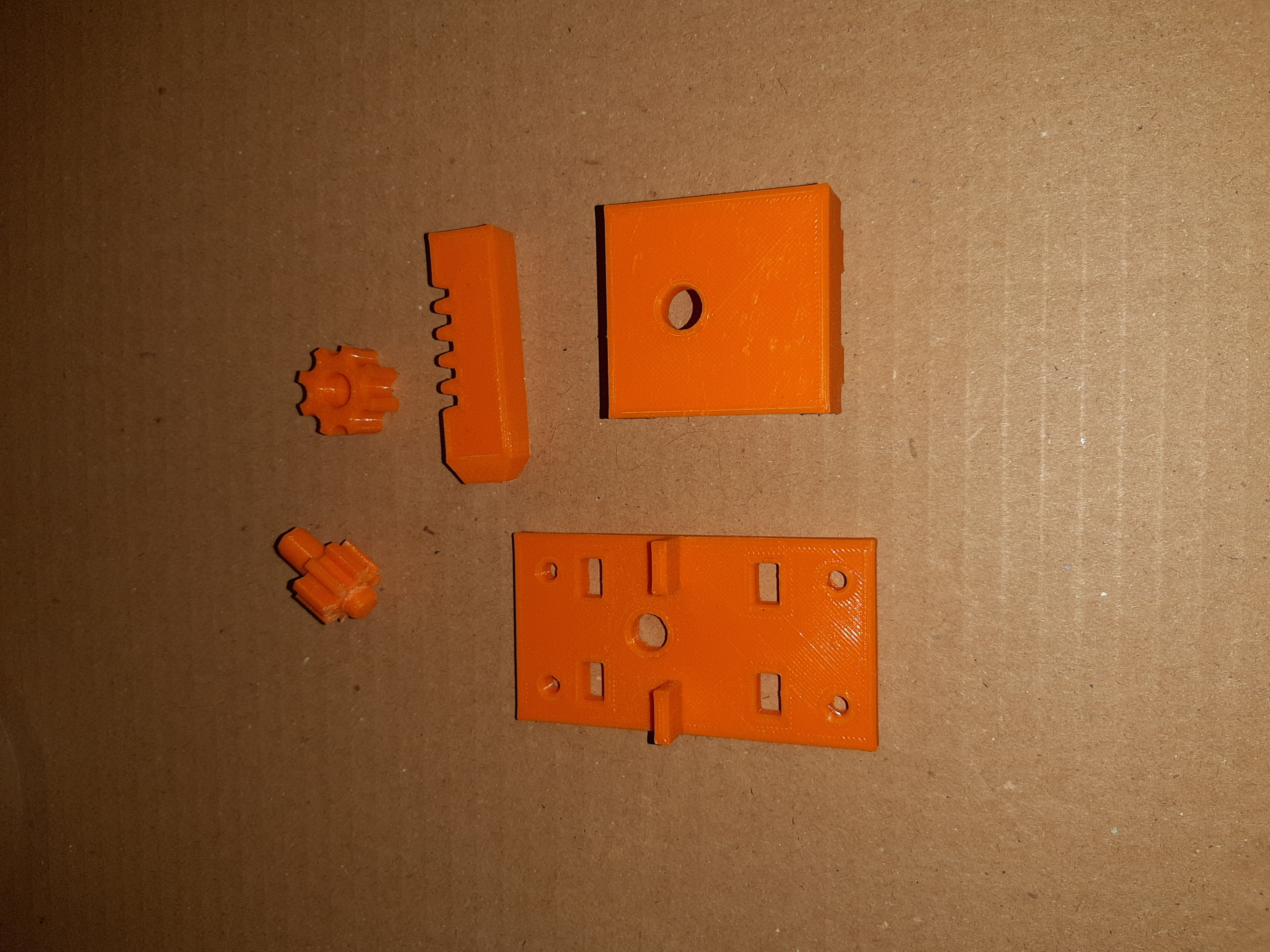 20200118_180109.jpg Download free STL file Lock • 3D printable template, modernliveiswar6