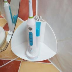 Descargar archivo 3D gratis estante de cepillos de dientes de lidl, lpsjm