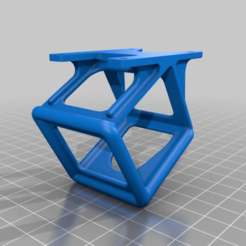 086f66a3487997c6b5271954ca6a5567.png Download free STL file Gopro mount for X220HV • Object to 3D print, Dynamix