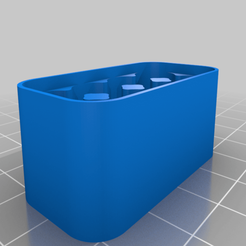 Download free 3D printer files Top of Battery Case for 8, denis216051