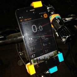 photo_2020-11-22_16-45-55.jpg Download free STL file Universal mount phone to bike • 3D print model, denis216051