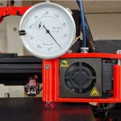 gauge.jpg Télécharger fichier STL Mise à niveau de précision du banc pour les imprimantes tactiles Ender 5 BL • Objet à imprimer en 3D, bretware