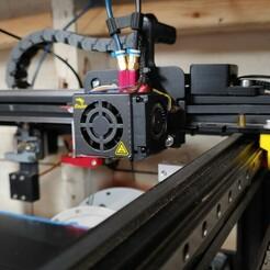 20210120_172547.jpg Download STL file The Original Linear X Bracket • Design to 3D print, bretware