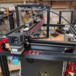 20201022_154446_HDR.jpg Download STL file Bretware Ender 5 Chain System Version 2 • 3D printing design, bretware