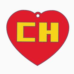 Descargar Modelos 3D para imprimir gratis Chapulin Colorado logo, Centro3D