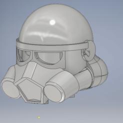 Télécharger fichier 3D gratuit casque de soldat, ElPrimoArellano