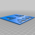Télécharger fichier STL gratuit pochoirs enfants • Design imprimable en 3D, emilianoperalta