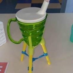 00.jpg Download free STL file Glass enhancer IDENTITE © / Glass enhancer IDENTITE © • Design to 3D print, ALTYLAB