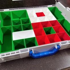 IMG_20200824_200758.jpg Download STL file Sortimo L-boxx 102 Inserts • 3D printer design, loadinglevelone