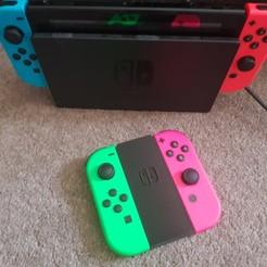 20200810_180355.jpg Download free STL file Nintendo Switch Joy-Con Connector • 3D printer template, colinp_hughes