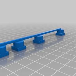 Descargar modelo 3D gratis Cilindros de prueba de retracción y de puente, colinp_hughes