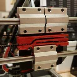 20190310_223011.jpg Télécharger fichier STL gratuit Anet A8 Tendeur de courroie X-Belt Fixer 2 • Design pour imprimante 3D, colinp_hughes
