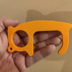 IMG20200916215433.jpg Download free STL file Just Another COVID-19 Door Opener • 3D printer object, colinp_hughes