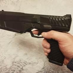 Descargar modelo 3D SilencerCo Maxim 9 (Configuración larga y corta), colinp_hughes