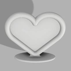 Download 3D printer model Portrait holder 10 x 8, aeternum80