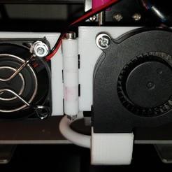 5.jpg Télécharger fichier STL Modification du ventilateur Anet A8 • Modèle à imprimer en 3D, aeternum80