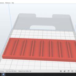 Descargar modelos 3D gratis Bandeja de baterías AA, choppadechop