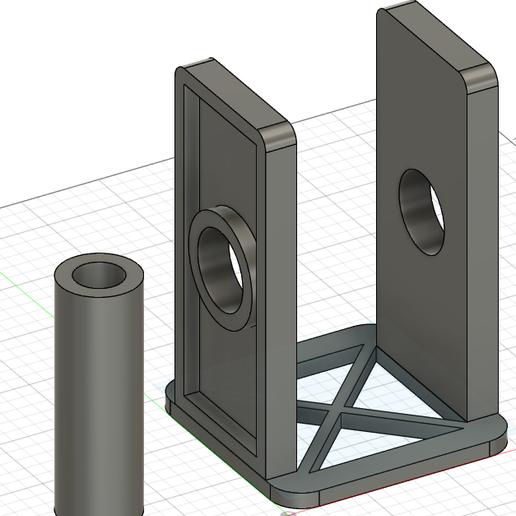 Download free 3D printing files Reel unwinder, harelnolann