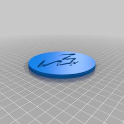 RAM_Records_Logo.png Download free STL file RAM Records Logo Coaster • Model to 3D print, neurokinetik