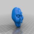 Billy_Head.png Télécharger fichier STL gratuit Mignon Mini OctoBilly • Design imprimable en 3D, neurokinetik