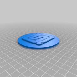 Secret_Operations_Logo.png Télécharger fichier STL gratuit Logo des opérations secrètes • Objet pour impression 3D, neurokinetik
