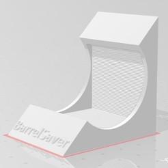 Télécharger fichier STL gratuit Économiseur de canon de fusil à pompe, 3DFanatics