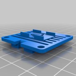 TBS_unify32_pro_HV_xfire_nano_v10.png Download free STL file TBS Unify32 Pro HV + Crossfire Nano 30x30 Mount • 3D printable design, Br8knitOFF