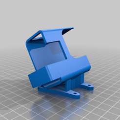 Strix_Screech_Hero8_Mount_30_degrees_todd.stl.png Download free STL file Strix Screech Freestyle Hero 8 Mount • 3D printer template, Br8knitOFF