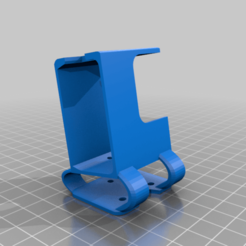reptile_cloud_Hero7_TODD.png Download free STL file Reptile Cloud 149 GoPro Hero7 and Hero8 Mounts • 3D printing object, Br8knitOFF
