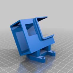 Hyperlow_CG_hero8_TODD.png Download free STL file Hyperlow CG GoPro Hero7 and Hero8 Mount, 30° • 3D print design, Br8knitOFF