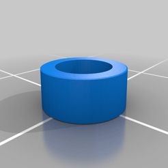 2mm_m3_standoff.png Download free STL file 2mm, 4mm, 6mm, 8mm and 10mm m3 standoffs • 3D print template, Br8knitOFF