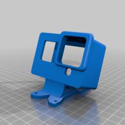 XILO_Phreak_20degree_hero9.png Download free STL file XILO Phreak GoPro Hero 8 and 9 Mount • Object to 3D print, Br8knitOFF