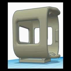 gopro_session_mount3.jpg Download free STL file Armattan Chameleon GoPro Session Mount • 3D printable object, Br8knitOFF