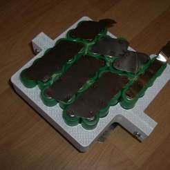 CIMG2752.JPG Télécharger fichier STL gratuit Cadre de construction de la batterie • Plan pour imprimante 3D, BePrint
