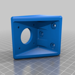 Download free 3D print files NUT-5 compatible Files for BLV mgn Cube, BePrint