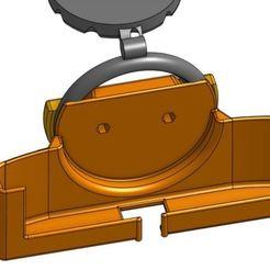 Download free 3D printer designs TomTom One XL XXL..... mount, BePrint