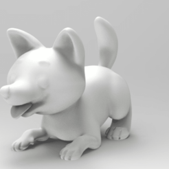 Imagen2.png Download STL file figure dog alebrije • 3D print template, neutronmorenojj