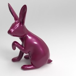 Download free 3D print files ALEBRIJE RABBIT, neutronmorenojj