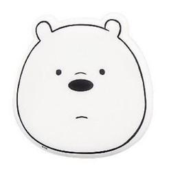 Polar.jpg Télécharger fichier STL We Bare Bears Ice Bear Cookie / Coupeur de fond avec marqueur • Plan à imprimer en 3D, 3DSweetBakery