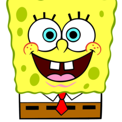 Bob Esponja.png Download STL file Bob Sponge Bob Cookie/Fondant Cutter with Marker • 3D print template, 3DSweetBakery