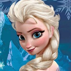 Elsa Color.jpg Download STL file Frozen Elsa Cookie/Fondant Cutter with Marker • 3D print design, 3DSweetBakery