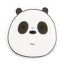 Panda.jpg Télécharger fichier STL We Bare Bears Panda Cookie / Coupeur de fond avec marqueur • Design pour impression 3D, 3DSweetBakery