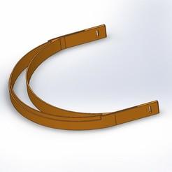 Descargar modelos 3D gratis MASCARA ECONOMICA COVID-19 CON VISERA PLANA ABIERTA SALEN 43 X KG, Titosoft
