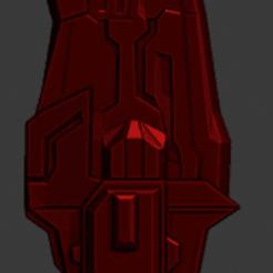 Descargar modelo 3D Espada de Optimus, gojuryu124