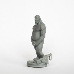 Télécharger fichier impression 3D SHY GIANT, evilminiatures