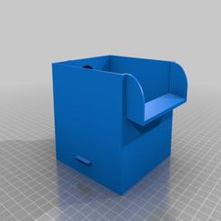 pond_filter_part_1.png Download free STL file pond filter for 44mm pipe • 3D printer design, great_white1234