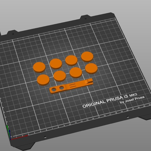 DiscShooterPic7.jpg Download free STL file Disc Shooter • Object to 3D print, ma-unique